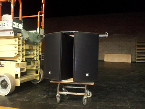 JBL Architectural Engineered Speakers
