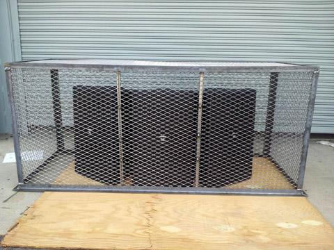 JBL Control Speaker Secutiry Cage