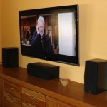 Sharp LCD with KEF Speakers