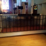 installed media center in Church