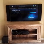 65 inch Samsung with 4.1 Sound System