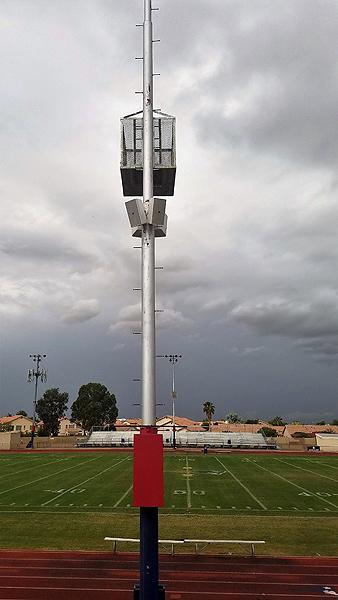 JBL Control 2 Sports Field PA system