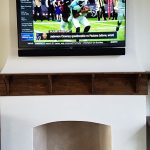 65 inch Sony with Pinnacle Passive Soundbar