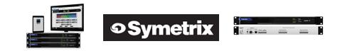 Symetrix Digital Remote Control Mixers