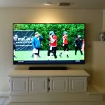 Sony 85 inch XBR-900-F with 5.1 surround