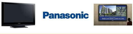 Panasonic Commercial Display