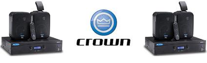 Crown PA System