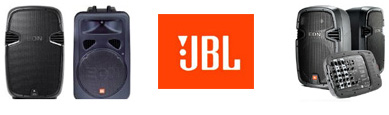 JBL Church Sound