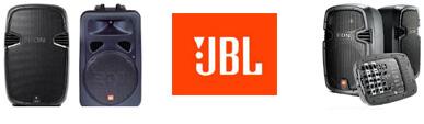 JBL PA System
