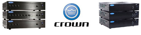Crown Audio Amplifier
