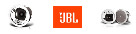 JBL In-Ceiling Speakers