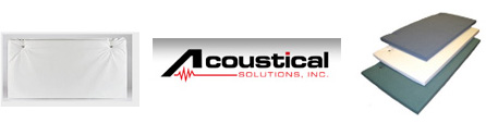 Acoustical Solutions Sound Baffle
