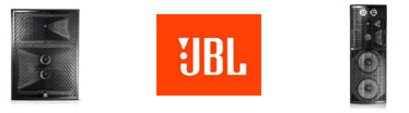 JBL Large Format Speakers
